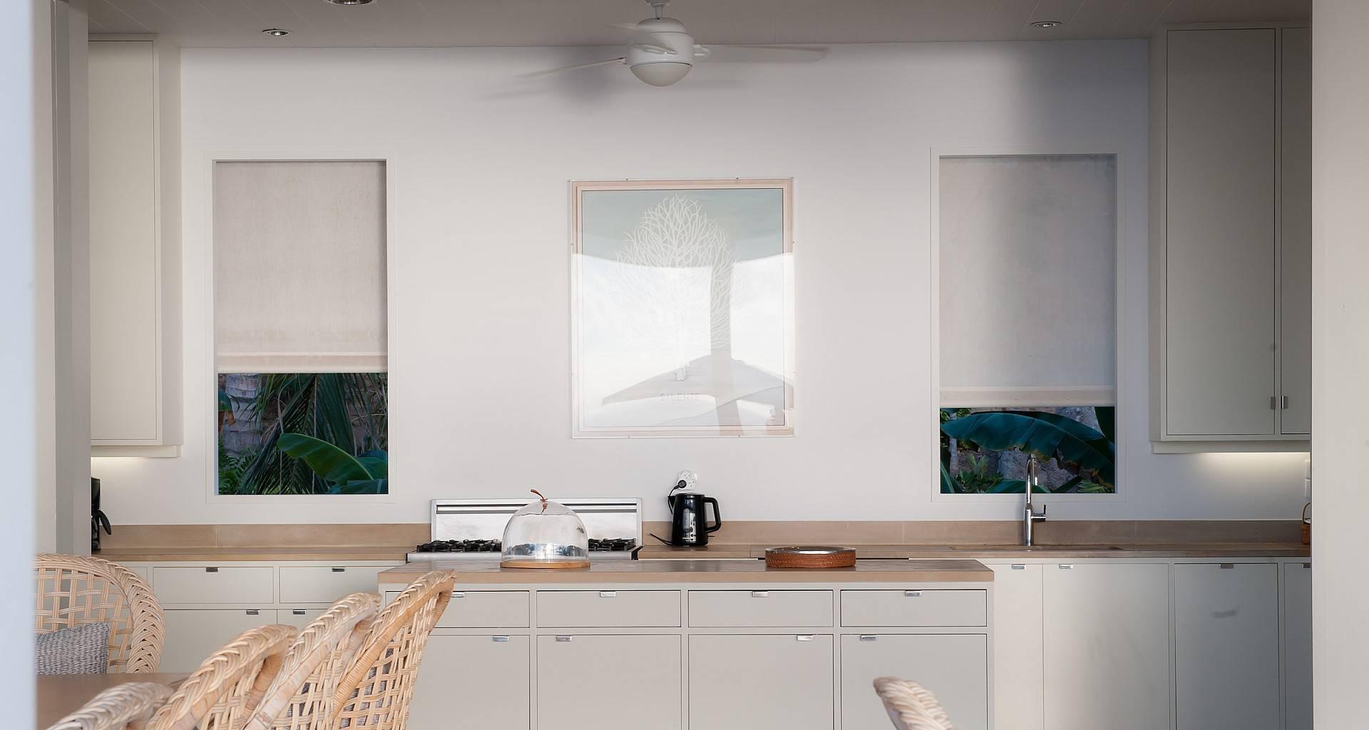 Villa Hill House Kitchen
