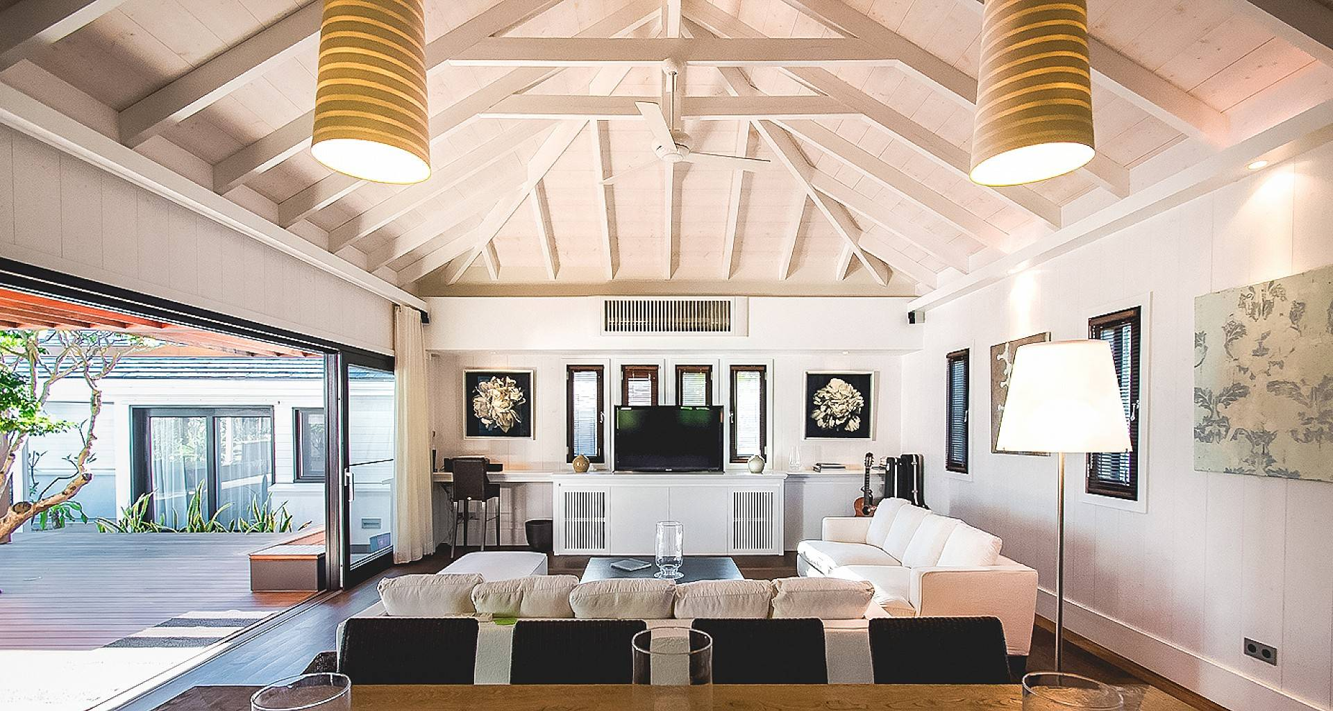Villa BOM Living Area