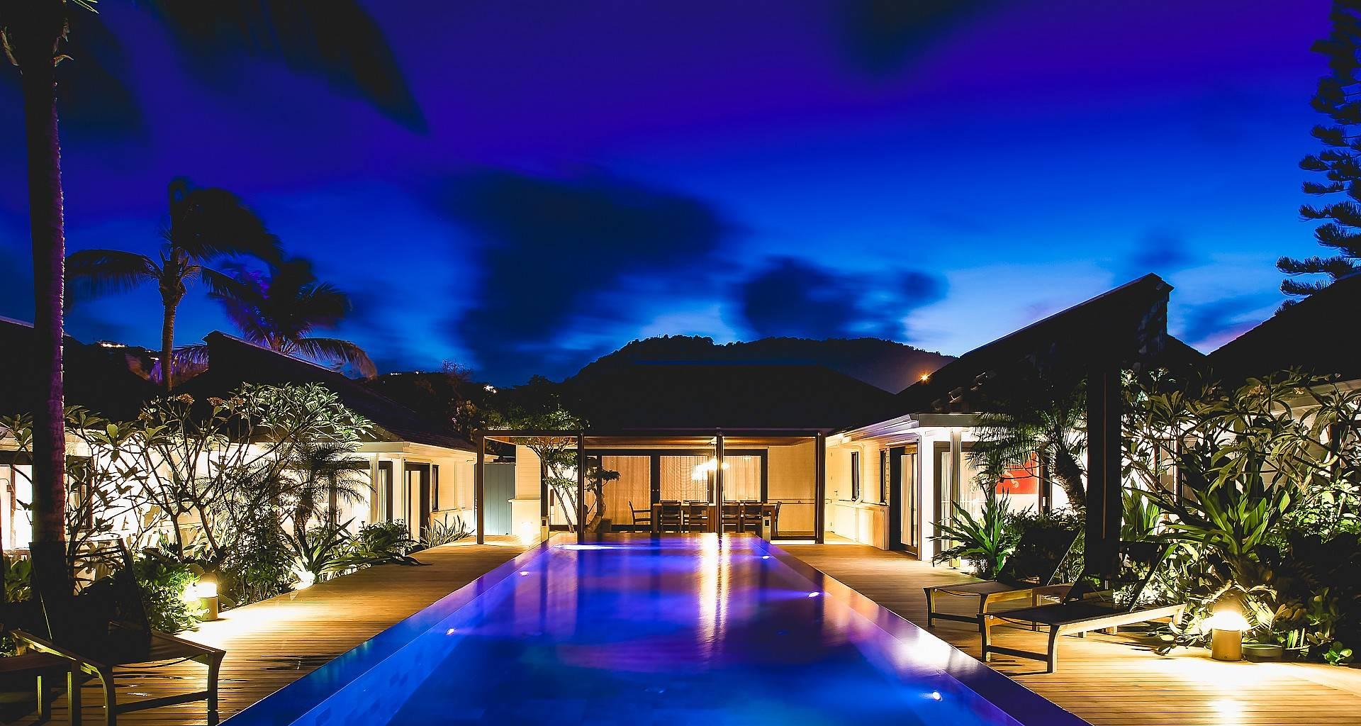Villa BOM Outside