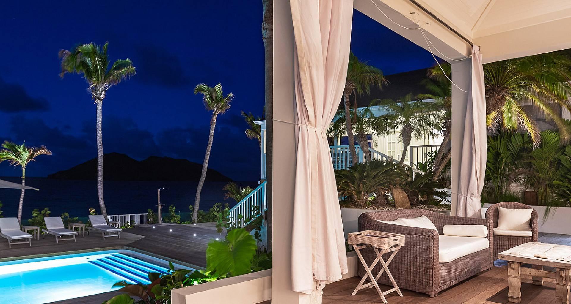 Villa Ela Terrace