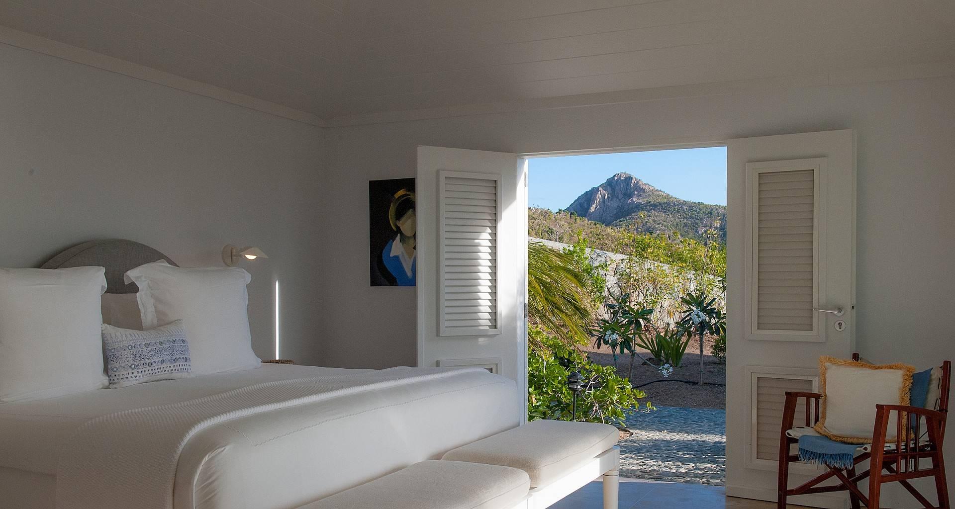 Villa Hill House Bedroom 3