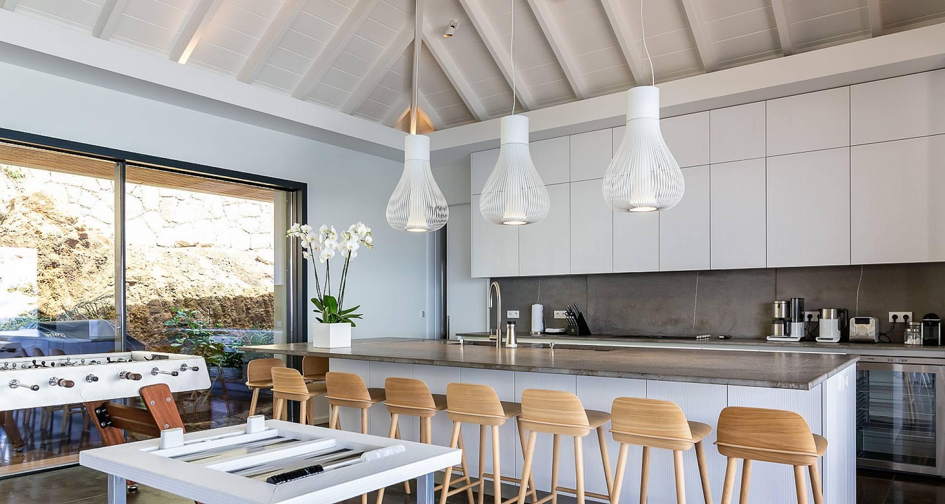 Villa June Kitchen