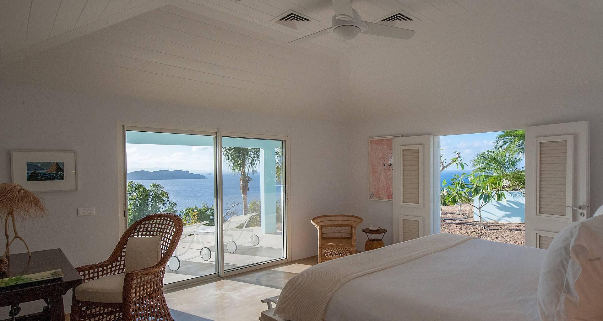 Villa Hill House Bedroom 4