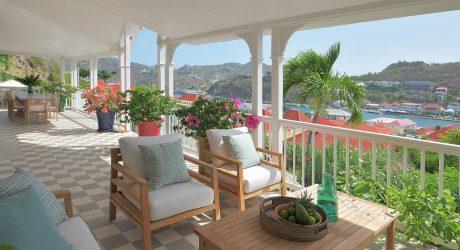 Villa Gustavia Views