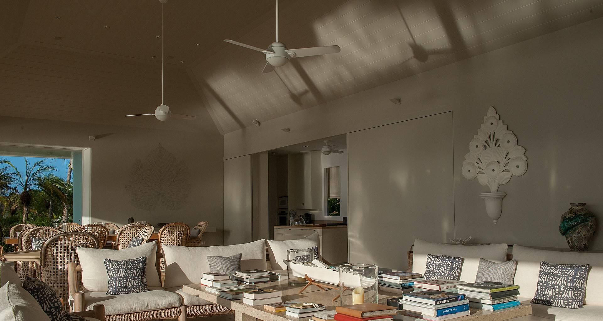Villa Hill House Living Area