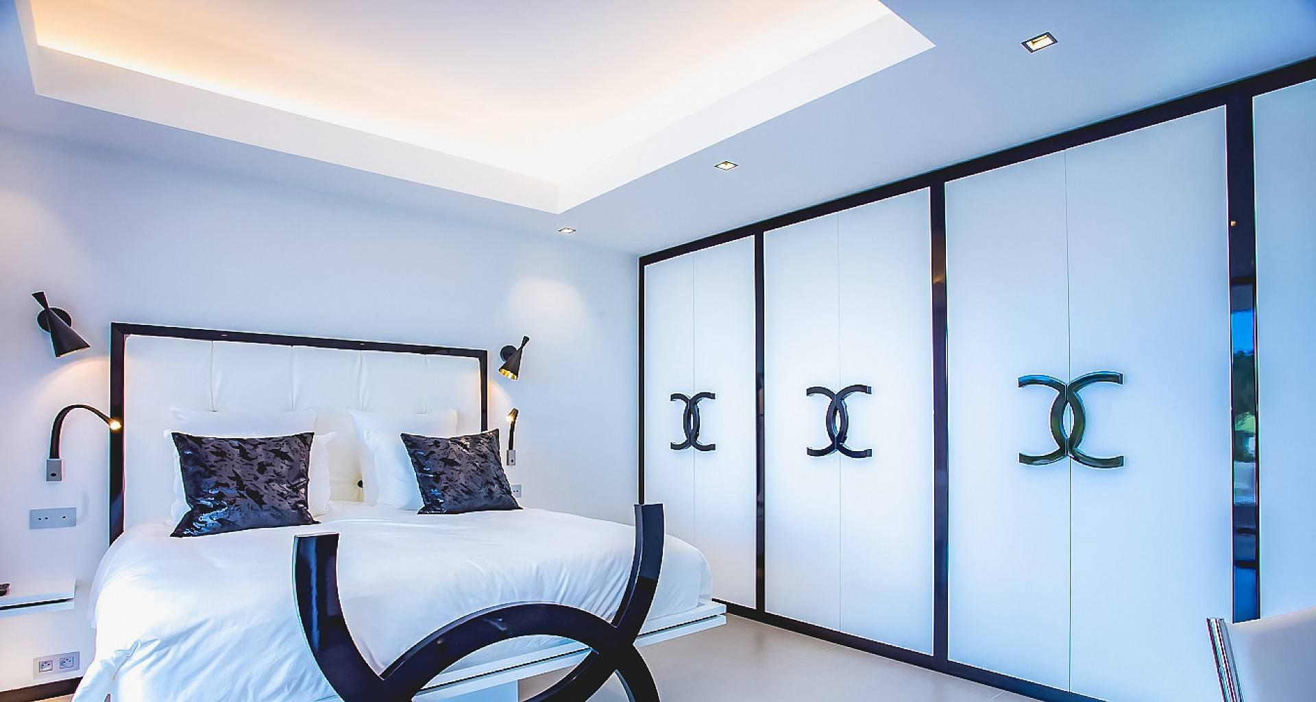 Villa Legends B Bedroom 4