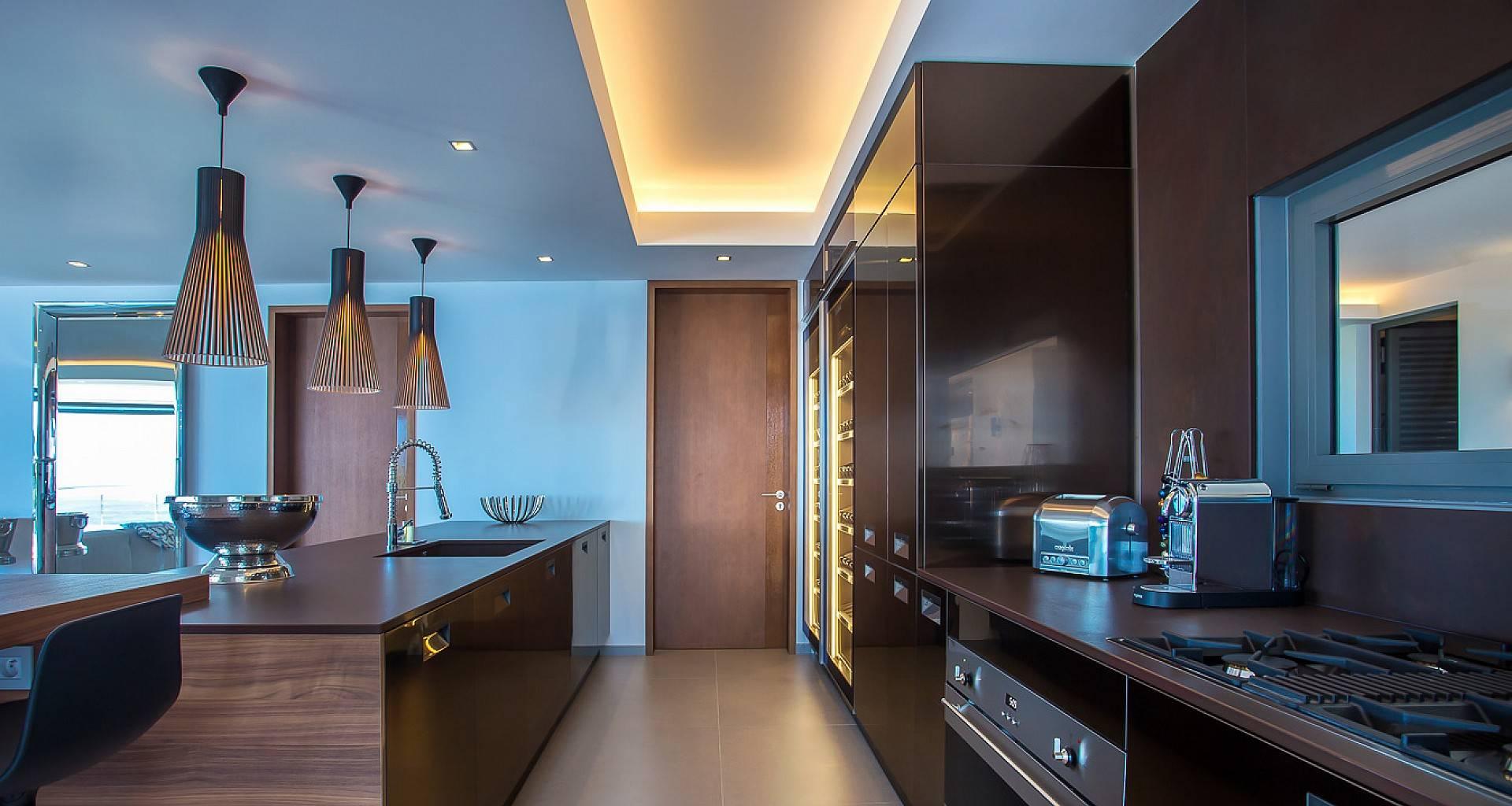 Villa Legends B Kitchen