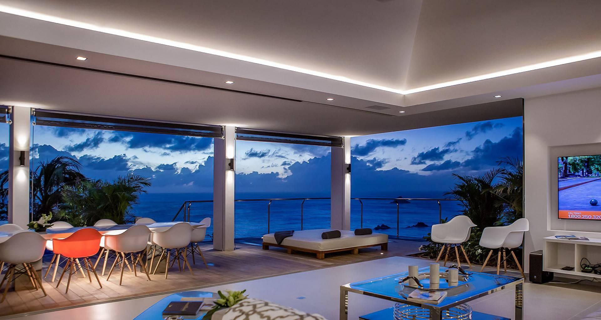 Villa Legends B Living Area