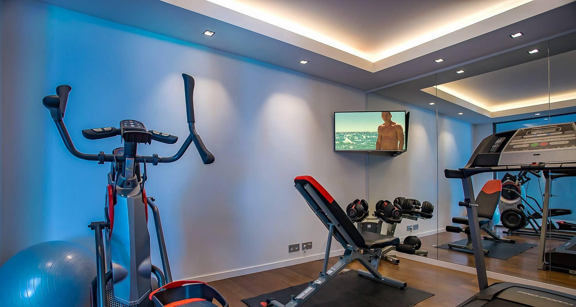 Villa Legends B Fitness Room