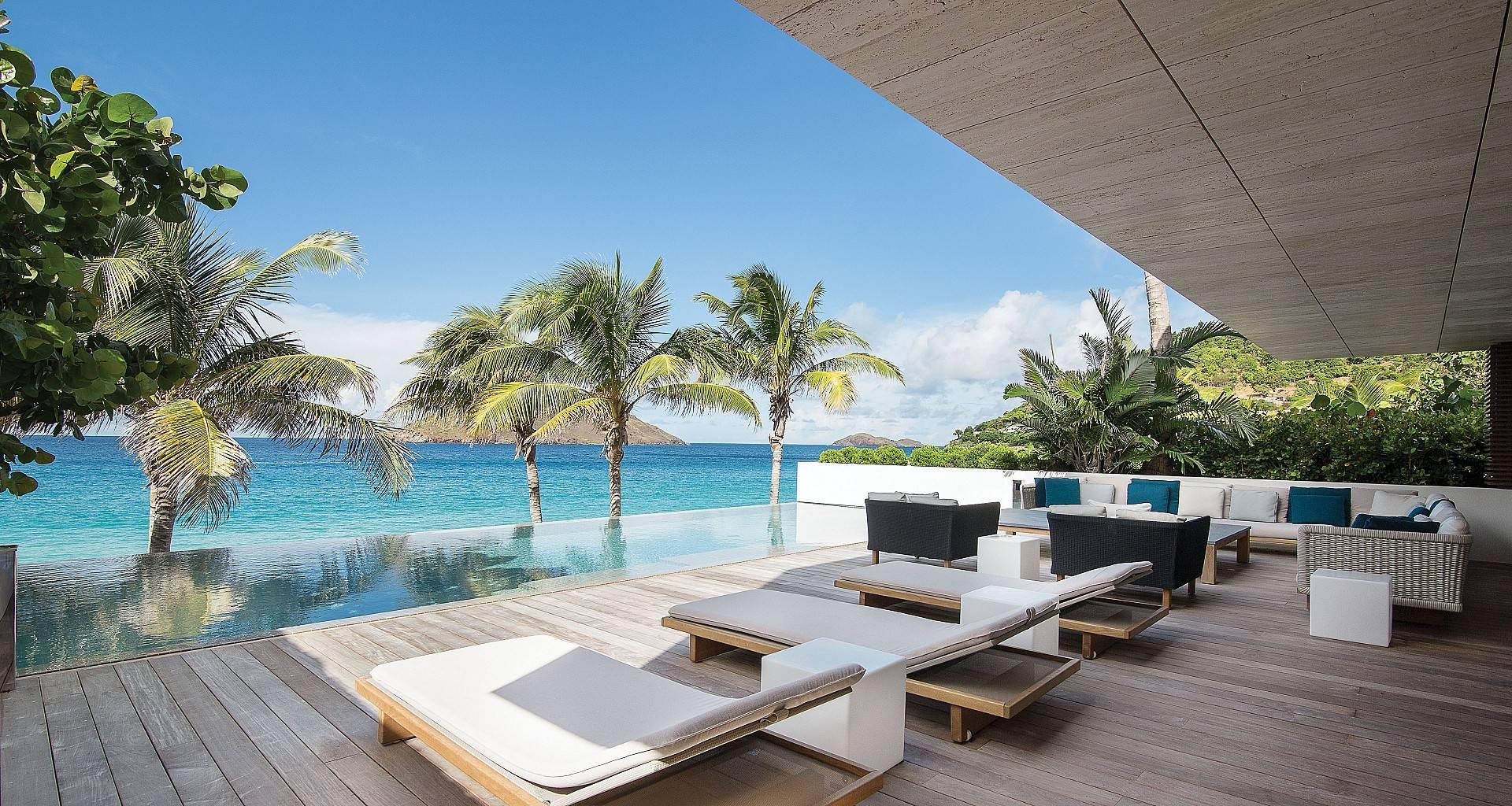 Villa Wake Up Terrace