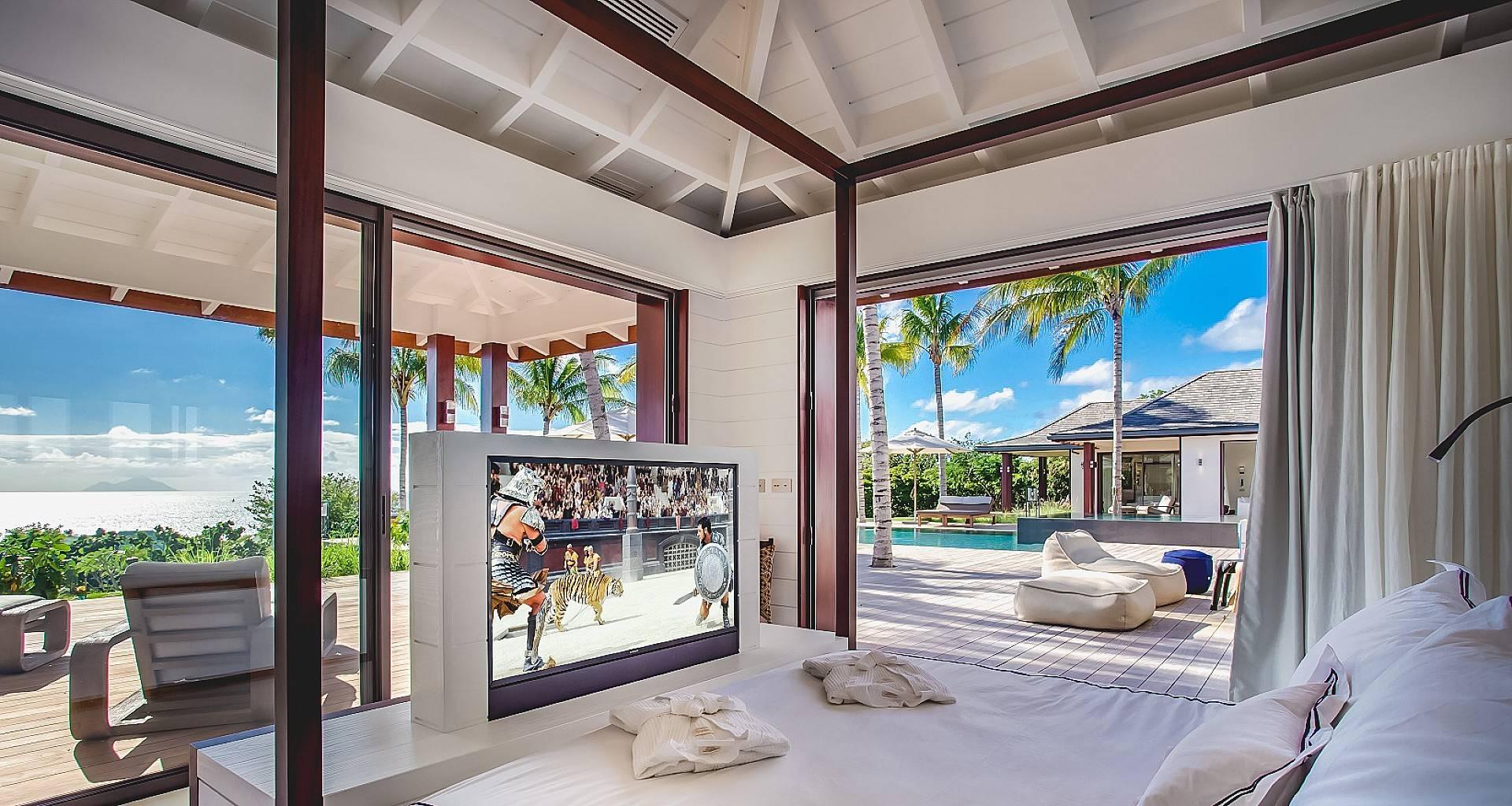 Villa Maison Blanc Bleu Bedroom 5