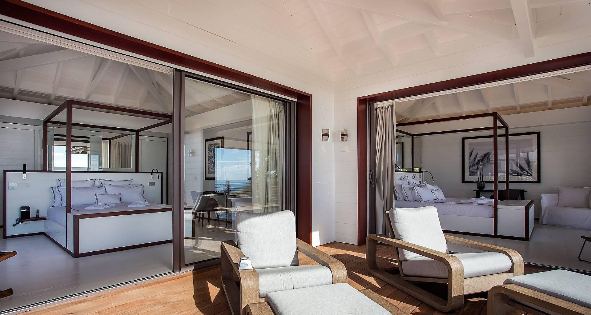 Villa Maison Blanc Bleu Bedroom 6