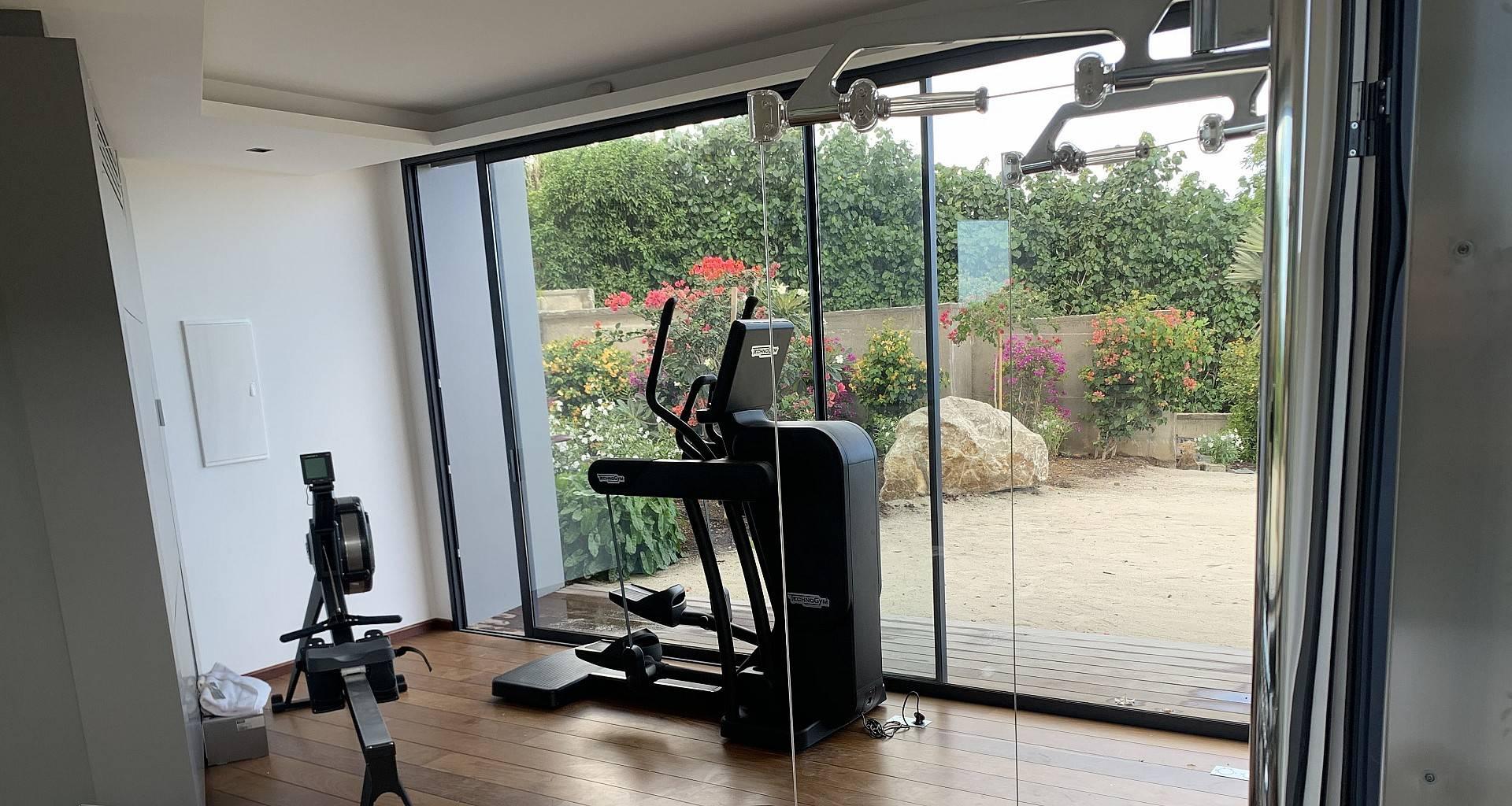 Villa Golden Palm Fitness Room