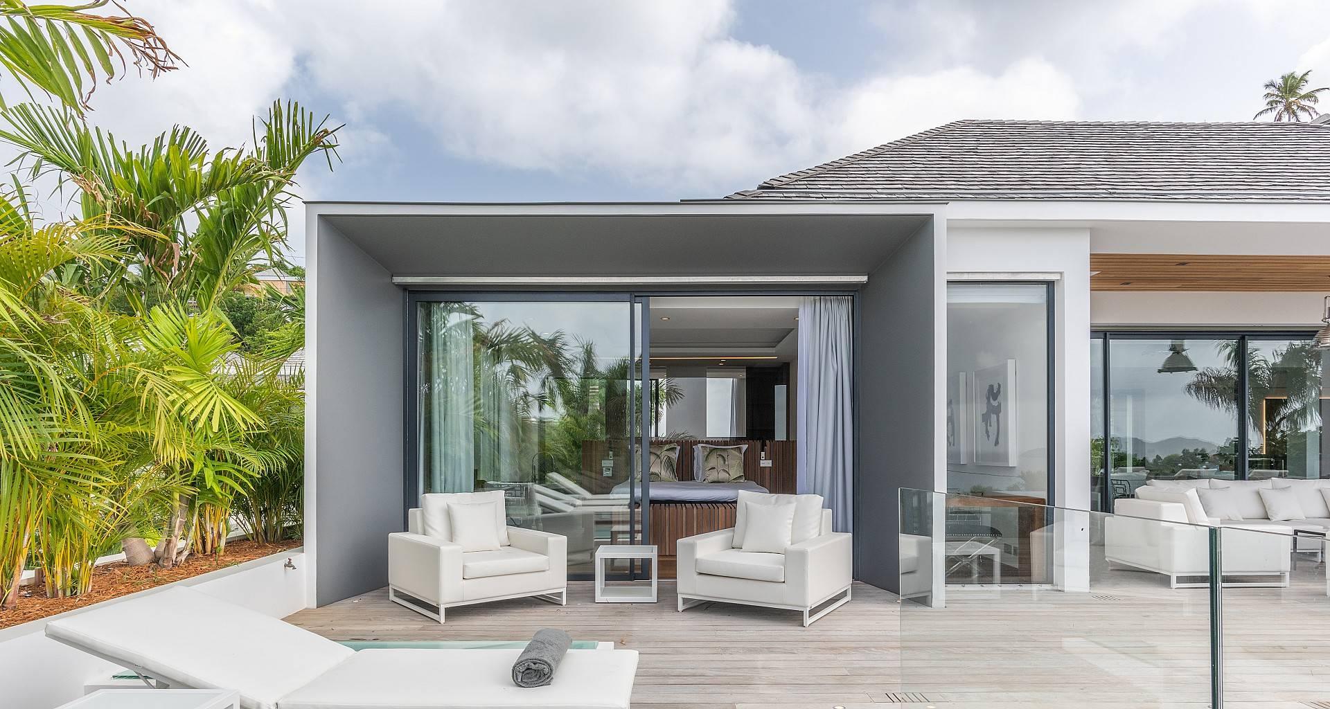 Villa Golden Palm Terrace