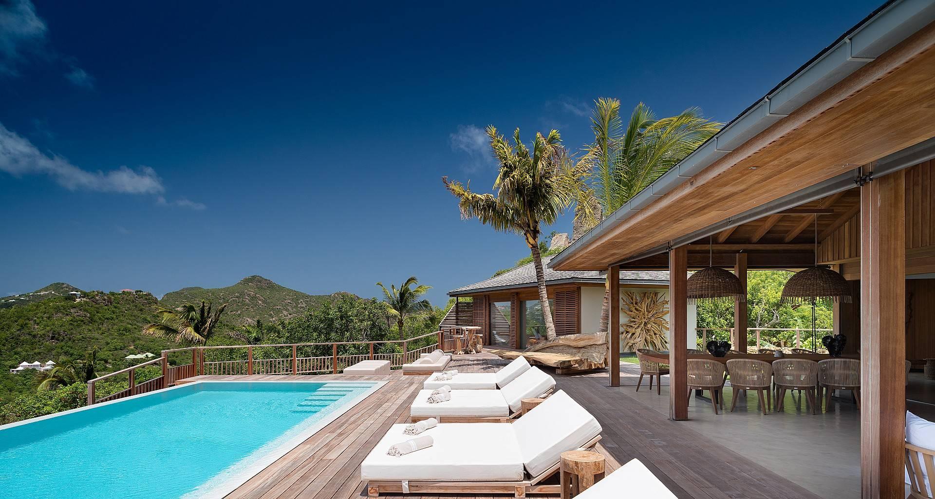 Villa Ixfalia Terrace