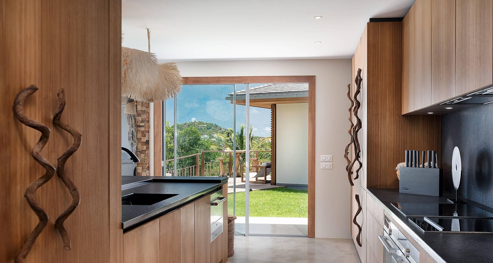 Villa Ixfalia Kitchen